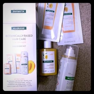 Accessories - KLORANE discovery kit hair care